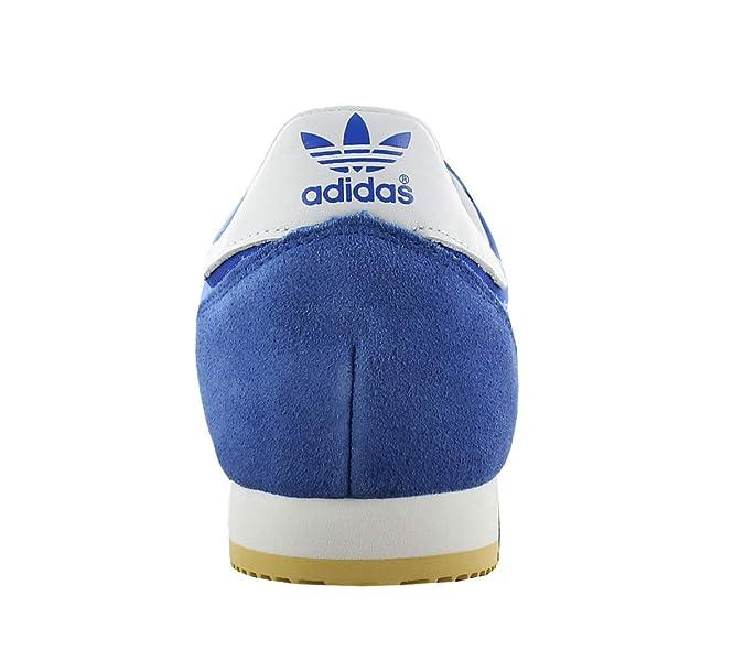 adidas Dragon Vintage S32087 Herren Schuhe Blau Grösse: EU