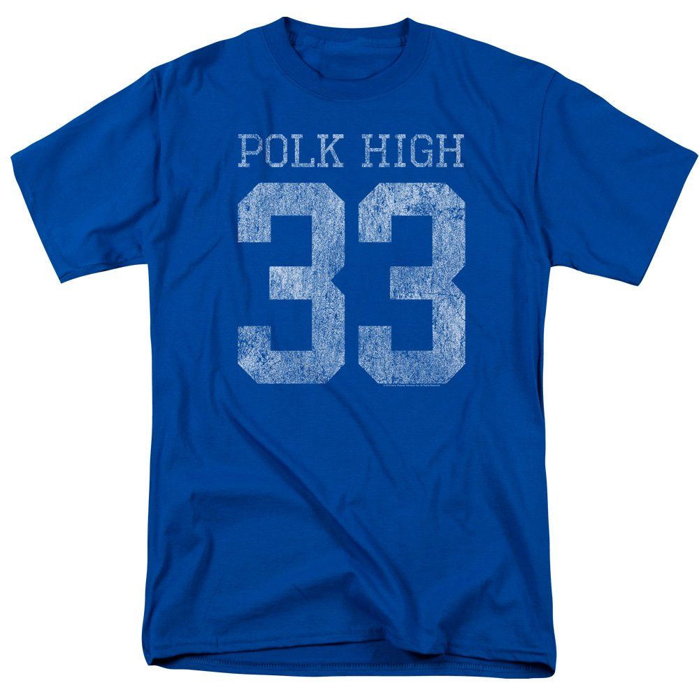 Trevco Married with Children- Polk High #33 T-Shirt
