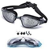 Amazon Price History for:YJWB Swimming Goggles,Anti-fog,No LeakingUV Protection,Triathlon Swimming Goggles Men Women Children Swim Goggles