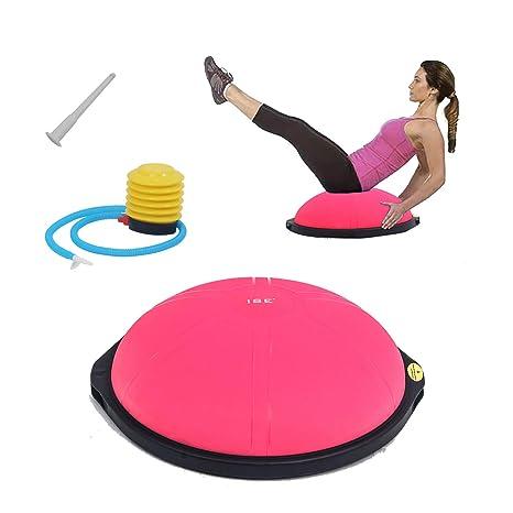 ISE Balance Trainer Fitball Bola de Equilibrio para Entrenamiento ...