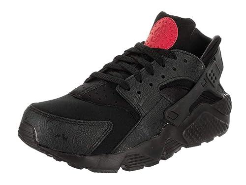 various colors 79c94 a3bff Nike NIKEAO3153-001 Air Huarache Run NeroRosso, da Uomo Ao3153-001 Uomo  Amazon.it Scarpe e borse
