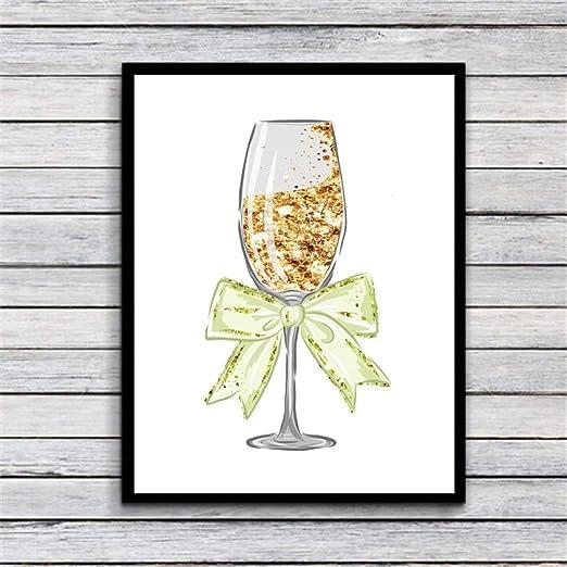 mmzki Champagne Macaron Cute Bow Decoración para el hogar Estilo ...
