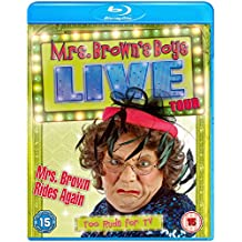 Mrs. Brown's Boys Live Tour / Mrs. Brown Rides a