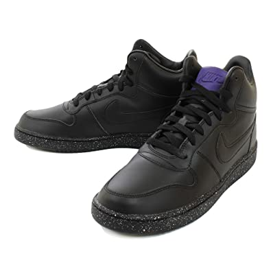 promo code 9e9eb b155d Amazon.com   Nike Court Borough Mid Se Mens Hi Top Trainers 916759 Sneakers  Shoes   Fashion Sneakers