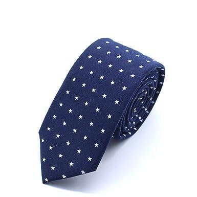 Xzwdiao Corbatas Corbata De Impresión De Negocios Informal De ...