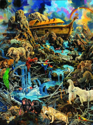 Staging Area 1000pc Jigsaw Puzzle by Tom Antonishak