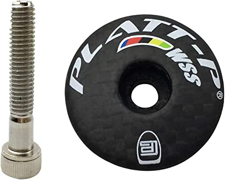 "FSA Road Bicycle MTB Bike Fork Headset 1/"" Threadless Stem Top Cap 1 Inch"
