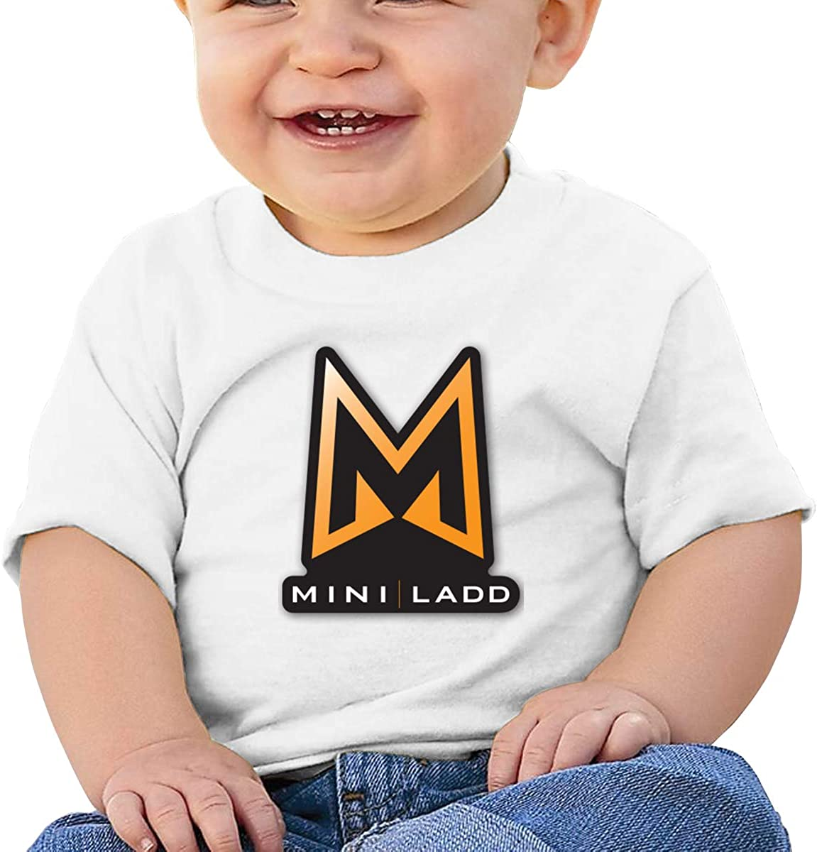 NOT Baby Mini-LADD Shirt Toddler Cotton Tee