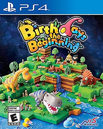 Birthdays the Beginning - PlayStation 4
