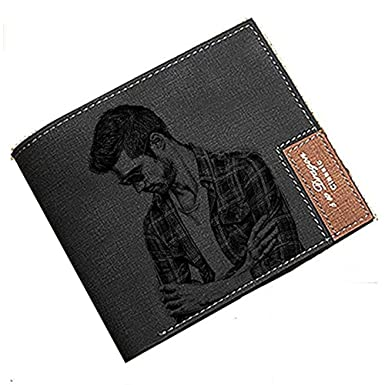 956fbca69f03 Personalized Custom Photo Wallet Engraved Picture Leather Wallet Father s  Day Gift for Men Husband Dad