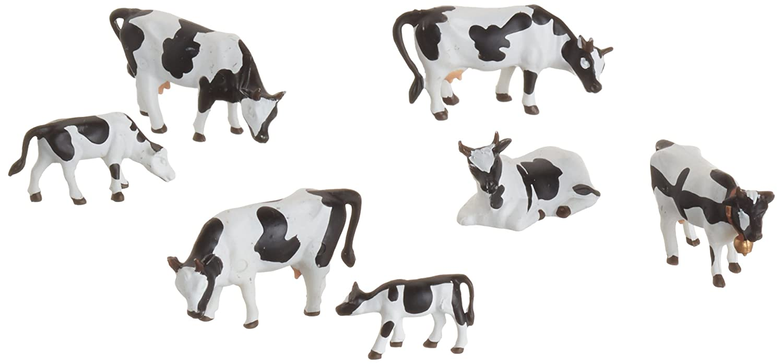 Noch 15721 Cows Black/White Landscape Modelling