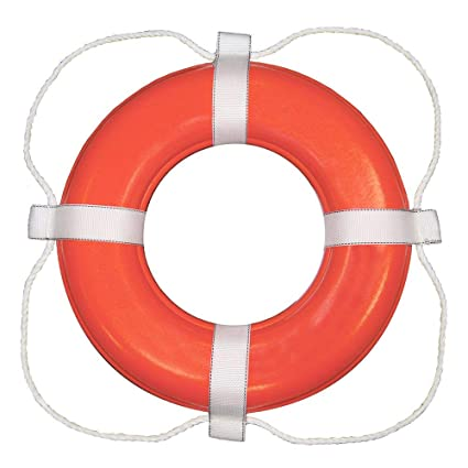 90dd8ba2196 Image Unavailable. Image not available for. Color  Taylor Made 364 Life  Ring Buoy ...