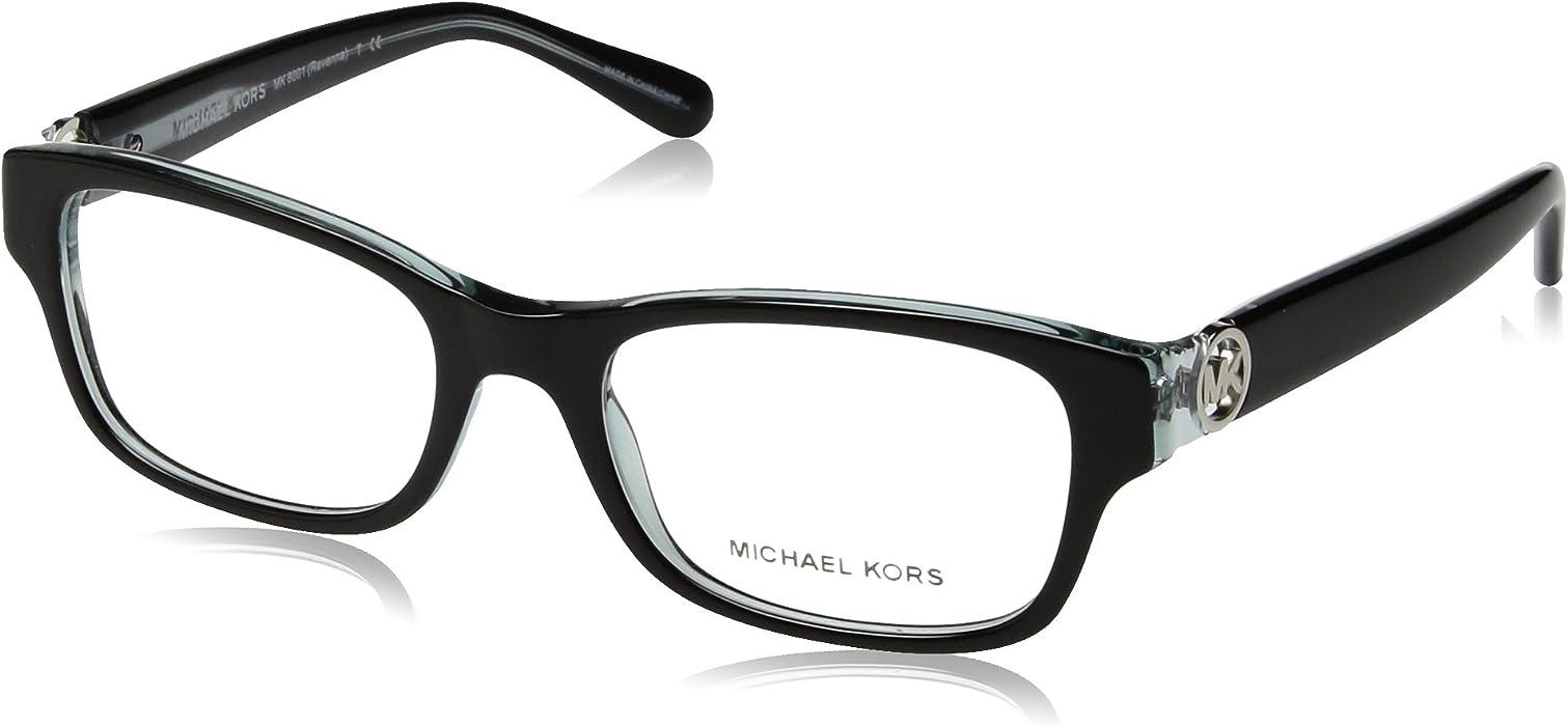 8555272d4ef Michael Kors 0MK8001 Optical Full Rim Square Womens Sunglasses