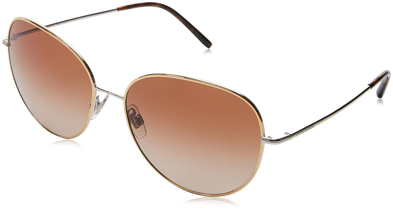 Dolce & Gabbana レディース B075QJTC31 Shiny Gold/Silver/Brown Gradient Shiny Gold/Silver/Brown Gradient