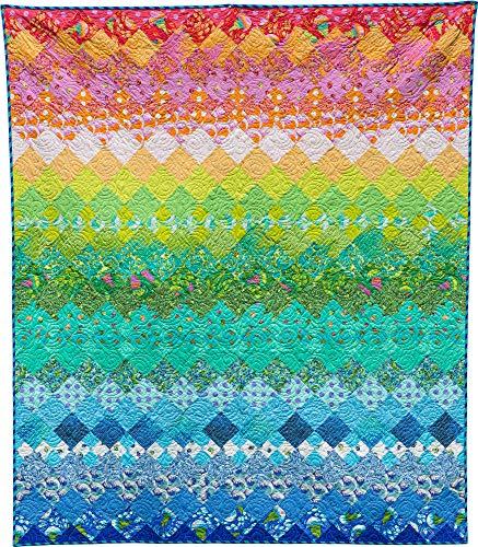 Tula Pink Zuma Aurora Quilt Kit FreeSpirit ()