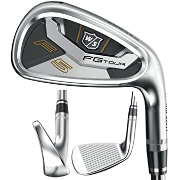 Wilson Fg Tour F5 - Palo de golf # 4-GW TT Dynamic Gold XP ...