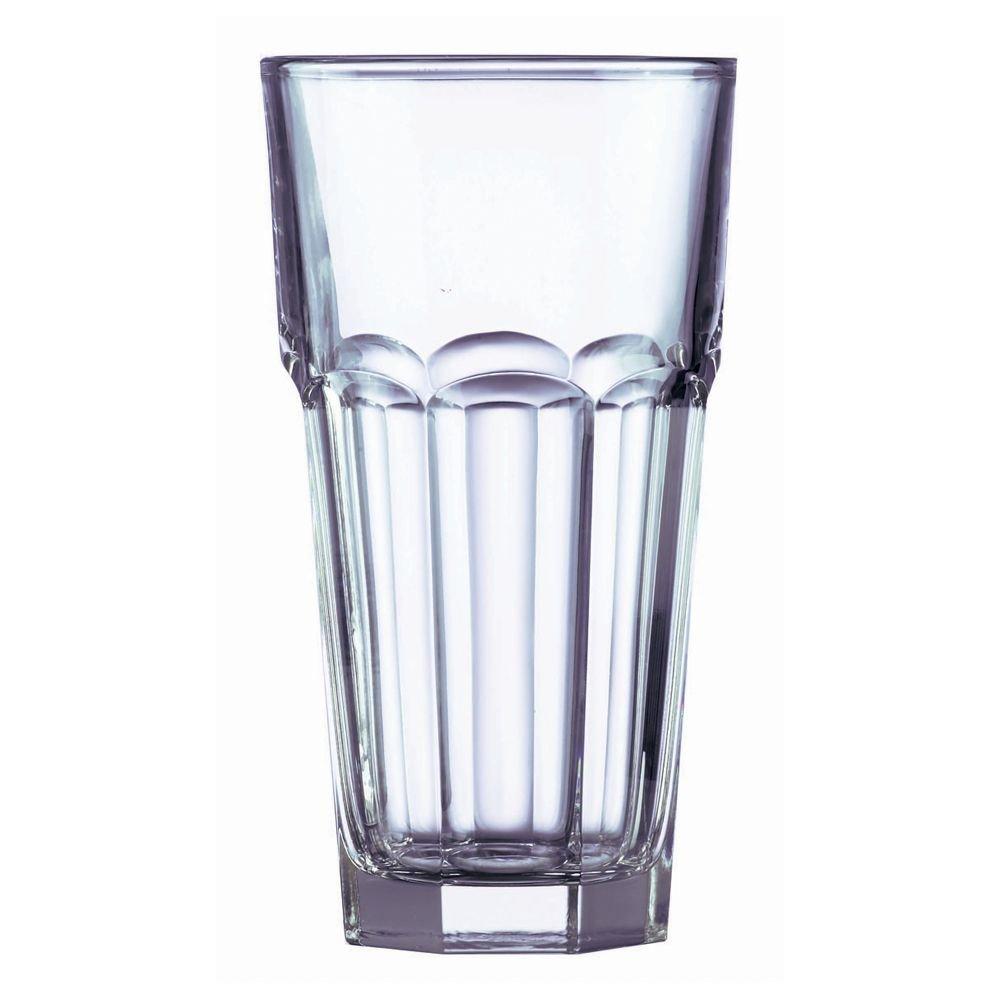 Cardinal J4105 Arcoroc 22 Oz. Gotham Iced Tea Glass - 24 / CS