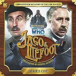 Jago & Litefoot Series 1