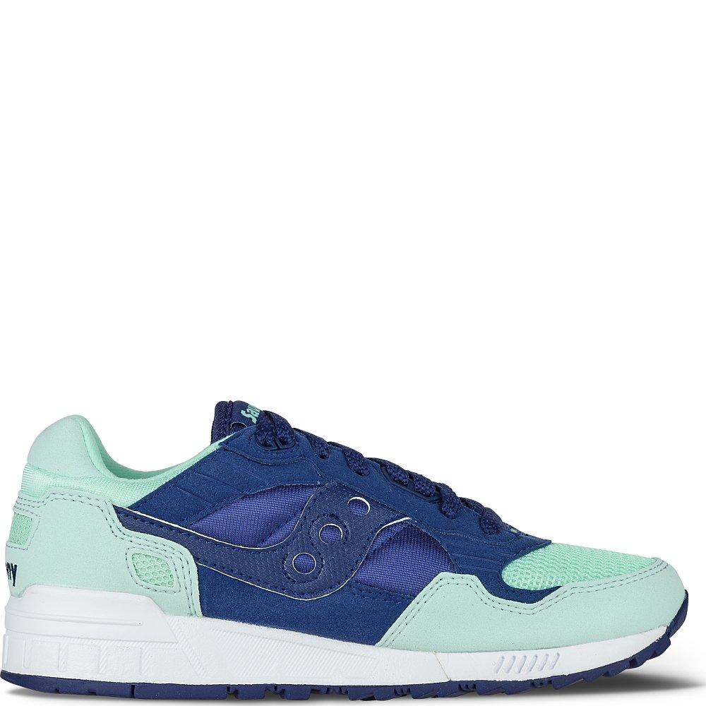 uk availability f9fd2 876fb Saucony Originals Women's Shadow 5000-w Fashion Sneakers, Blue/Magenta, 9.5  M US