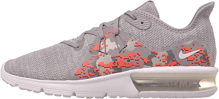 Nike Women's Air Max Sequent 3 Running Shoe: