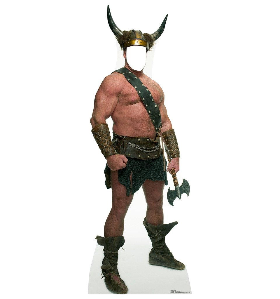 Viking Stand-In - Advanced Graphics Life Size Cardboard Standup