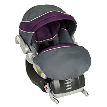 amazon com baby trend flex loc infant car seat elixer rear rh amazon com