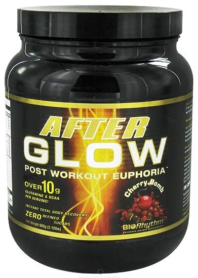 BioRhythm - AfterGlow Post Workout Euphoria Cherry Bomb ...
