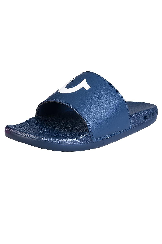 b84d8d04cb6a True Religion Men Need to Update Flip Flops TRSHOE 003 Size 10 44 Green   Amazon.co.uk  Shoes   Bags