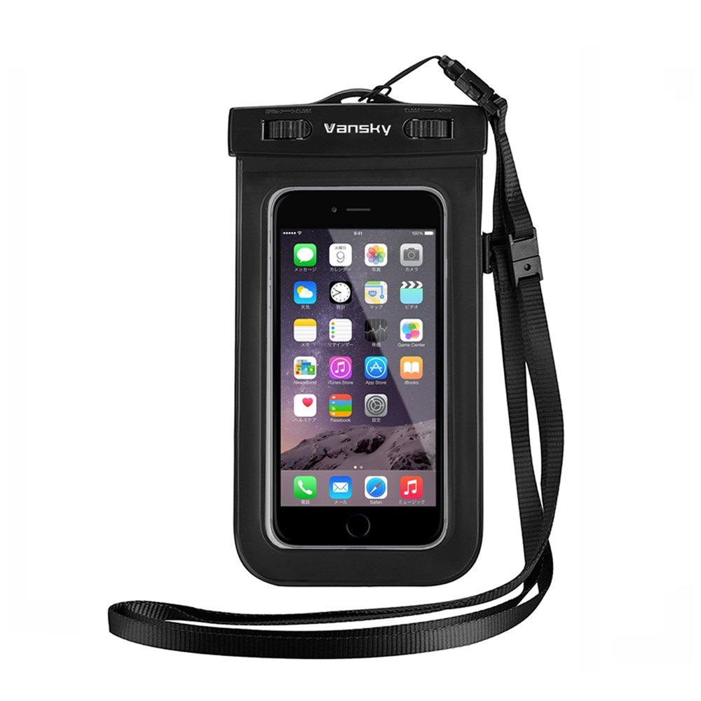 Top 10 Best Waterproof Pouches For Apple and Android Phones