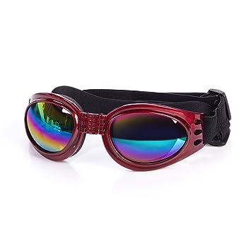 666cb1a55e Cestlafit Gafas De Sol Para Gafas De Perro De Mascota Uv, Gafas De Sol Para