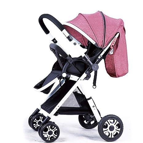 Yankuoo Carrito de viaje para bebés, cochecito de bebé de ...