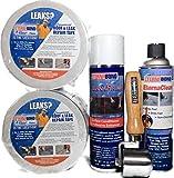 Eternabond Repair Kit Includes Roof Repair Tape, Primer, Cleaner and Roller