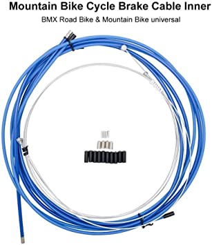 Juego de cables de freno de marcha para bicicletas Sunwan, juego ...