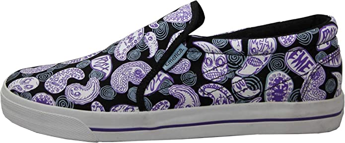 Emerica Ridgemont Slip On Sneakers Bunt Damen