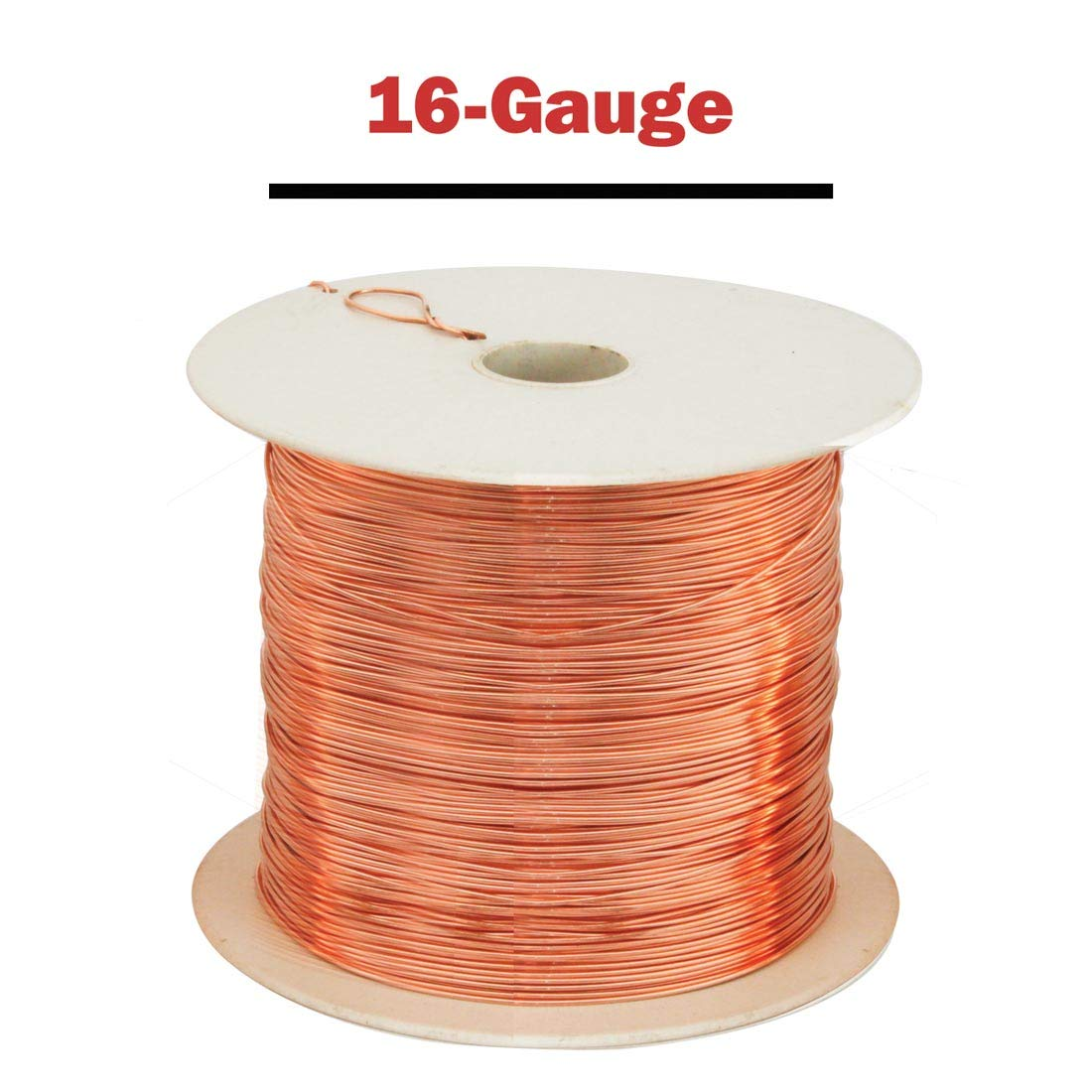 Parawire Copper Wire - 16-Gauge, 635 ft. spool