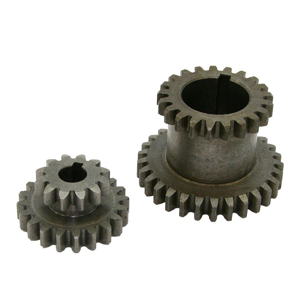 Metal Transmission Gear Kit, Mini Lathe & 3MT Mini Mill