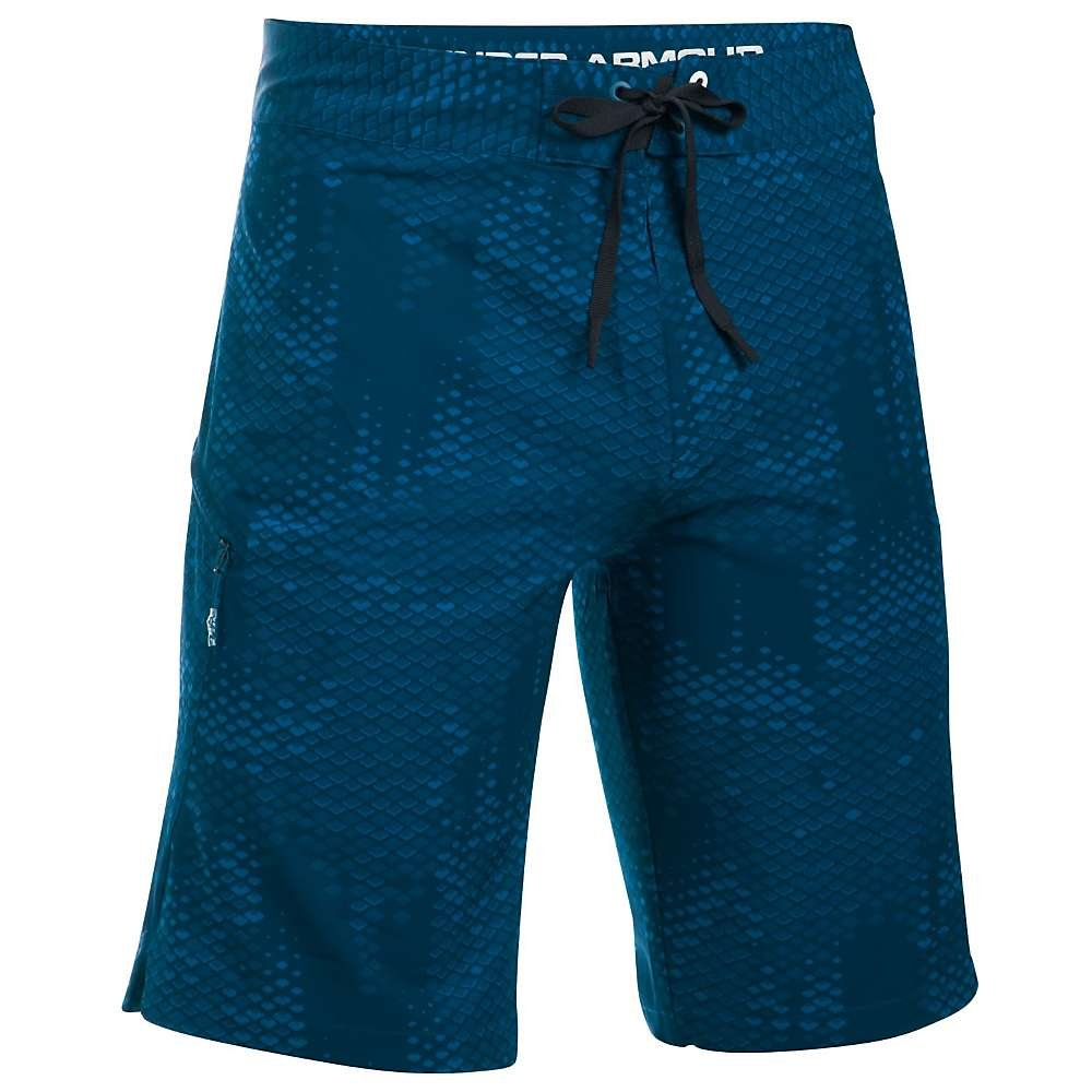 Under ArmourメンズUAストレッチPrinted Boardshorts B01G7LQWHA 36|BLACKOUT NAVY/BLACK/GLACIER GRAY BLACKOUT NAVY/BLACK/GLACIER GRAY 36