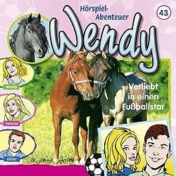 Verliebt in einen Fußballstar (Wendy 43)