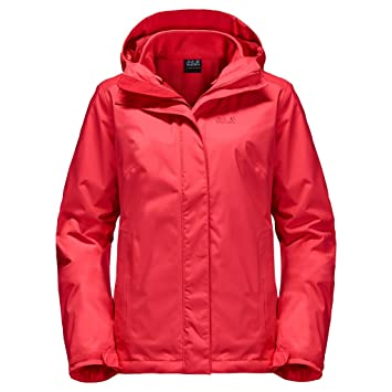 jack wolfskin softshelljacke damen 3 in 1