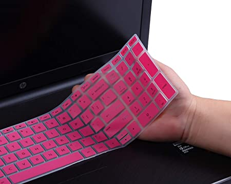 HP Pavilion 15-BS 15-CC 15-CB 15-CD 15-DA Mint Green Keyboard Skin for 2018 Flagship HP Pavilion 15 HP Pavilion X360 15-br075nr HP Envy x360 15m-bp 15m-bq 17.3 HP Envy 17M 17-BS 17-BW Series