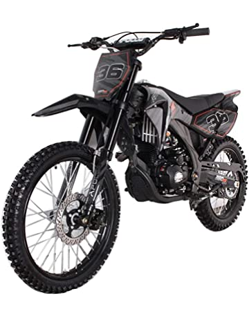 SMART DEALSNOW Brings BRAND NEW APOLLO Dirt Bike 250cc AGB-36 APOLLO with Standard Manual