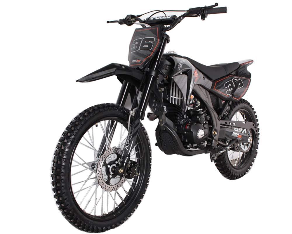 250cc Teen/ Adult Dirt Bike (Black)