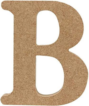 lightclub Freestanding A-Z Wood Wooden Letters Alphabet Hanging Wedding Home Party Decor for Wedding for Children Baby Name Girls Bedroom Wedding Brithday Party Home Decor-Letters D