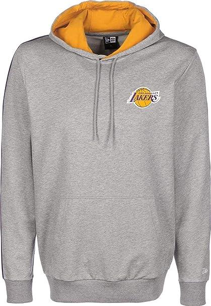 New Era NBA Los Angeles Lakers Colorblock Hoodie Herren