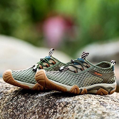 Z&HX sportsChaussures de randonn¨¦e en plein air Chaussures de sport r¨¦sistant ¨¤ l'usure antid¨¦rapantes , 43