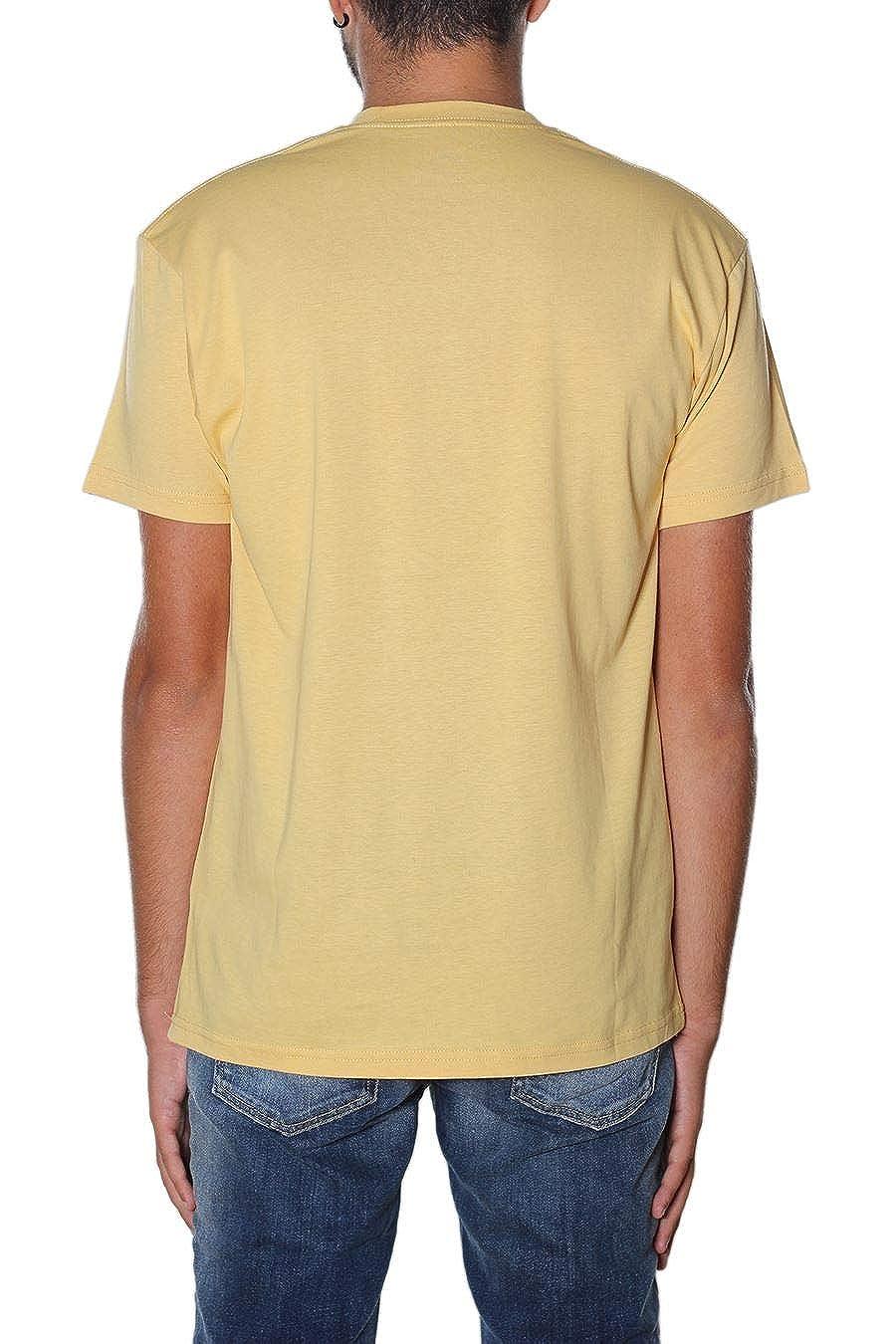 315a400e7c9d67 Amazon.com  Vans Classic T-Shirt - New Wheat Dress Blues XL  Clothing