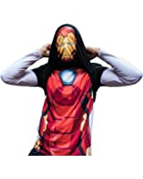 Official Marvel Alter Ego Iron Man T-Shirt