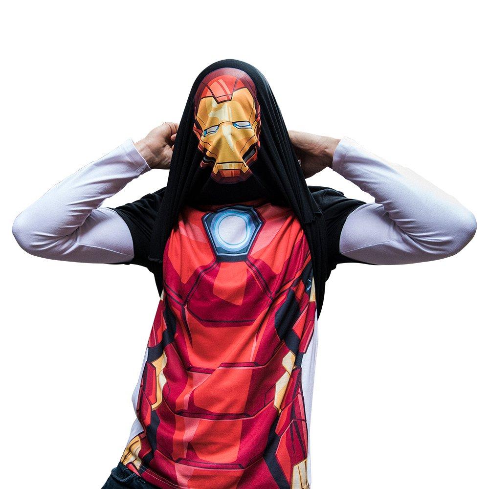 Numskull Official Marvel Alter Ego Iron Man T-Shirt