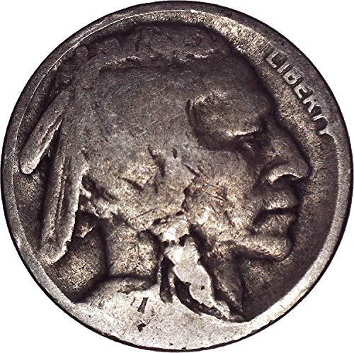 1927 D Buffalo Nickel 5C Very Fine
