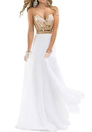 Amazon.com: Lorder Queen Lorderqueen Women\'s Sweetheart White ...